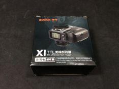 Godox TTL Wireless Flash Trigger Model X1