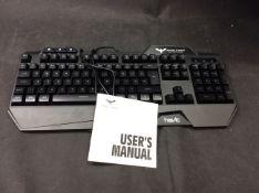 Gaming Mouse Keyboard Kit HV-KB558CM