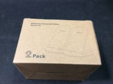 Yootech Wireless Charging Stand 2 Pack Model X2