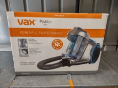 Vax Pick up Pet CVRAV013 Pet Cylinder Vacuum Cleaner 872/3468 RRP £80 Grade U.