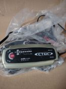 Ctek M8550 Battery Charger RRP £70 Grade U.