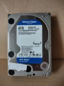 Western Digital 4TB Hard Drive RRP £90 Grade U.