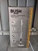Bush Versatile Multifunctional Steam Cleaner RRP £40 Grade U.