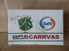 Carrvos GPS Navigation system RRP £40 Grade U.