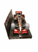 12 X Ultrasonic F1 Racing Car Makes Sound And Lights Up Racing
