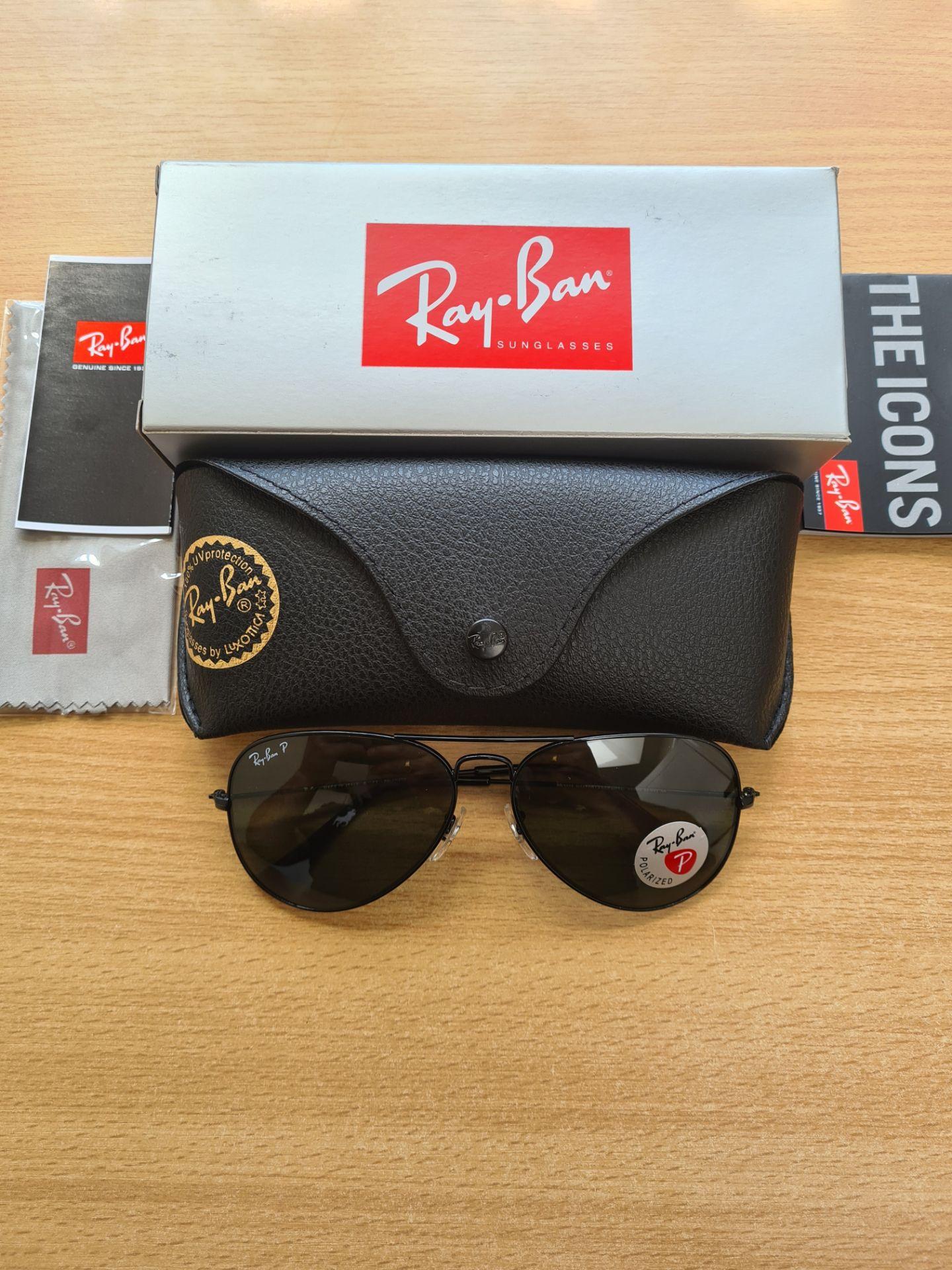 Ray Ban Sunglasses ORB3025 002/58 3P