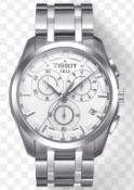 Tissot T035.617.11.031.00 Couturier Stainless Steel Men's Watch