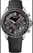 Hugo Boss 1513087 Men's Drivers Quartz Chronograph Watch