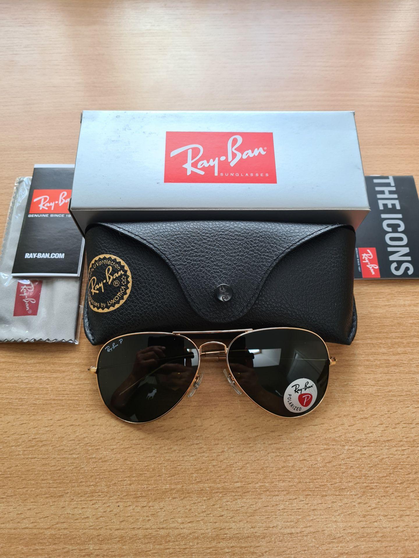 Ray Ban Sunglasses ORB3025 001/58 3P