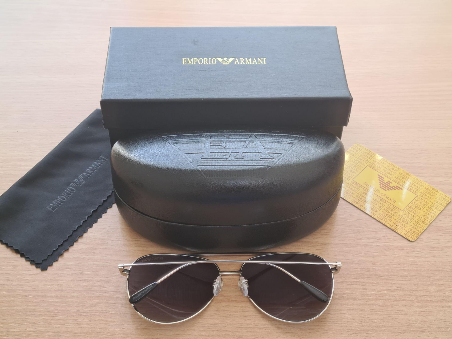 Emporio Armani EA2096 Sunglasses - Image 2 of 2