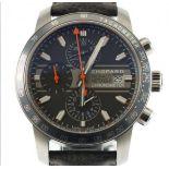 Chopard / Grand Prix Monaco Historique - Gentlemen's Titanium Wrist Watch