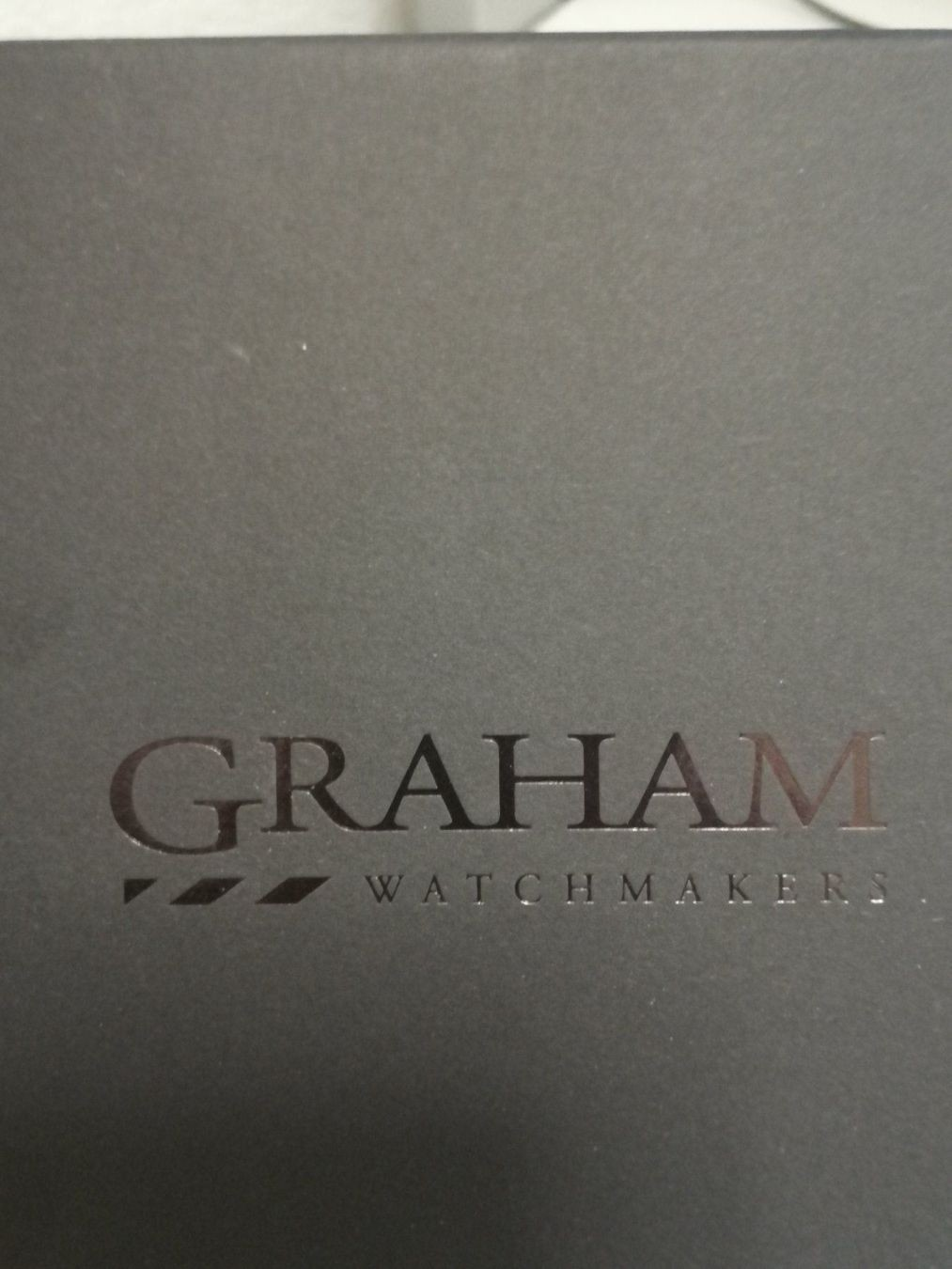 Graham / Chronofighter Lady Moon - Lady's Steel Wrist Watch - Image 7 of 15