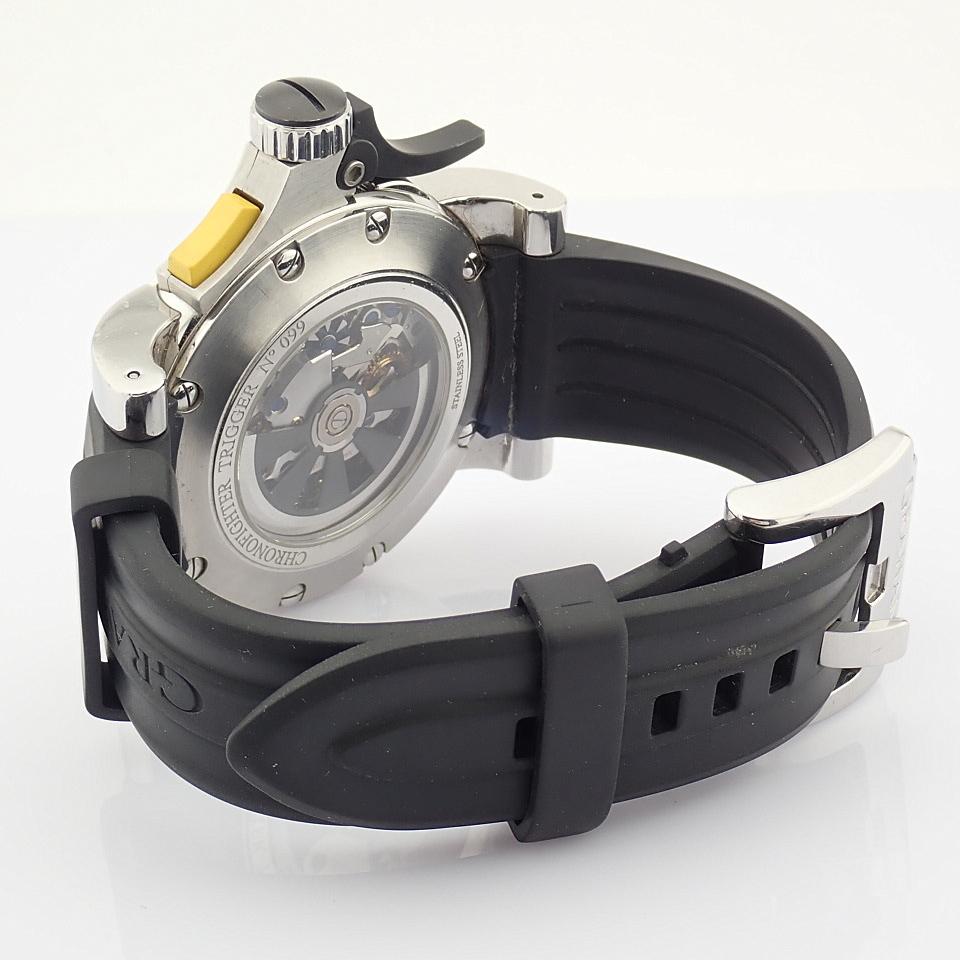 Graham / Chronofighter RAC Trigger - Gentlemen's Steel Wrist Watch - Image 13 of 14