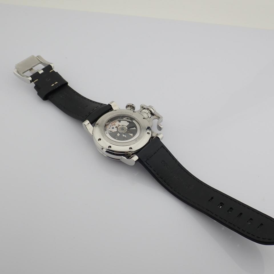 Graham / Chronofighter RAC - Gentlemen's Steel Wrist Watch - Image 10 of 12