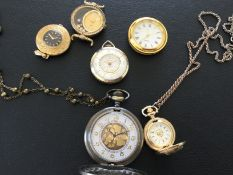 Lovely Collection of Pocket, Fob and Pendant Watches (GS 126)