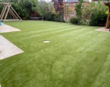 25x4m roll Artificial grass 35mm