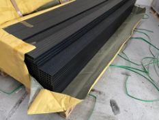 10 x Composite decking boards Colour Ash Grey