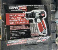 Clarke Short Nose 150mm Air Hammer