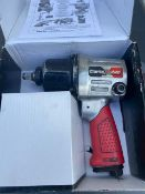 """Clarke X-Pro ½"""""""""""""""" Twin Hammer Air Impact Wrench"""