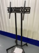 Mobile TV Trolley