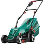 (R13C) 1x Bosch Rotak 34-13 Corded Lawnmower RRP £139.99