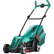(R13C) 1x Bosch Rotak 37-14 Ergo Corded Lawnmower RRP £139.99