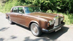 Rolls Royce Silver Shadow 2 1980