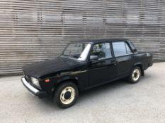 1993 Lada Riva 1500E