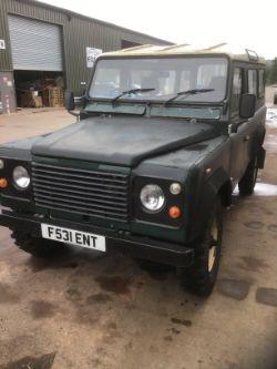 Land Rover 1989