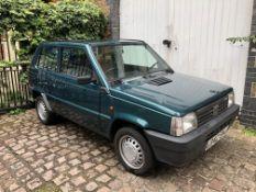 1993 Fiat Panda Selecta