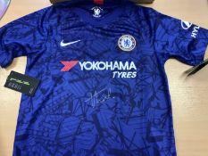 Thomas Tuchel Chelsea Signed Shirt
