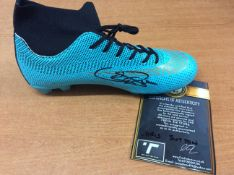 Chris Sutton Signed Football Boot