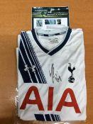 Tottenham Hotspur Signed Shirt By Hugo Lloris