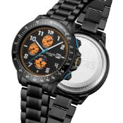 Limited Edition Hand Assembled Gamages Alpha Automatic Black IP - 5 Year Warranty & Free Delivery
