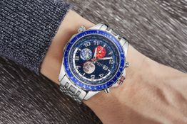 Limietd Edition Hand Assembled Gamages Astronomer Automatic Steel - 5 Year Warranty & Free Delivery
