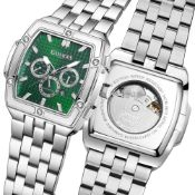 Limited Edition Hand Assembled Gamages Magnitude Automatic Steel - 5 Year Warranty & Free Delivery