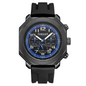 Limited Edition Hand Assembled Gamages Contemporary Automatic Blue - 5 Year Warranty & Free Delivery