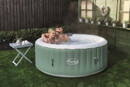 (R5G) 1x CleverSpa Cotswolds RRP £350. 4 Person Hot Tub. 110 Powerful Massaging Air Jets. Dimension