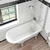 Pallet of bathroom stock with an approximate combined RRP £991
