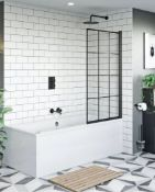 Pallet of bathroom stock with an approximate combined RRP £4,388