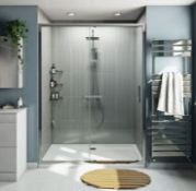 Very Large Quantity Of Mixed Bathroom Fixtures, Fittings And Furniture To Include. Orchard 6mm