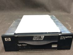 Hp Storageworks Dat72 Digital Data Storage Tape Drive