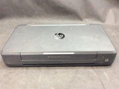 Hp Office Jet 200 Mobile Printer