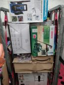 Pallet containing Home and Electrical items Approx. RRP £2075 - please see manifest