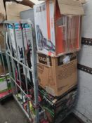 Pallet containing Home, Tools and Electrical items Approx. RRP £980 - please see manifest