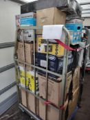 Pallet containing Home and Electrical items Approx. RRP £1994 - please see manifest