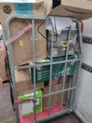 Pallet containing Home, Tools and Electrical items Approx. RRP £1490 - please see manifest