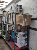 Pallet containing Home and Electrical items Approx. RRP £975 - please see manifest