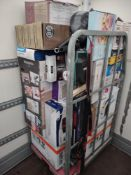 Pallet containing Home and Electrical items Approx. RRP £1535 - please see manifest