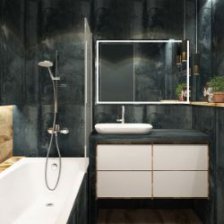 Baths, Radiators, Vanity Units, Enclosures, Trays, Taps, Valves & More - Due to Company Liquidation